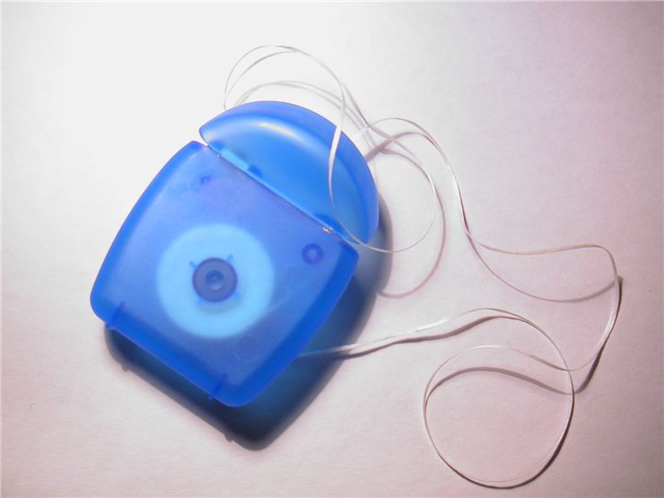 Picture Of Dental Floss