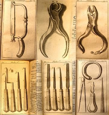 Picture Of Instruments By Pierre Fauchard