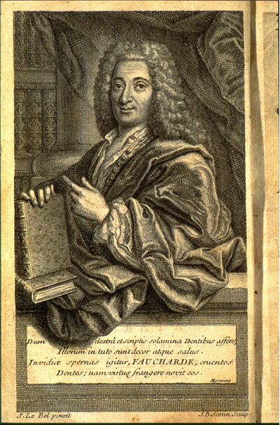 Picture Of Portrait Of Pierre Fauchard